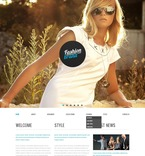 Fashion PSD  Template 57015