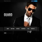 Security PSD  Template 57018