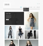 Fashion PSD  Template 57023