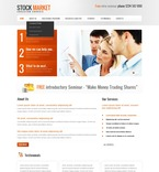 Education PSD  Template 57027