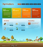 Agriculture PSD  Template 57028