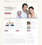 Beauty PSD  Template 57031