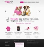 Animals & Pets PSD  Template 57050