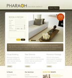 Hotels PSD  Template 57064