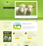 Agriculture PSD  Template 57066