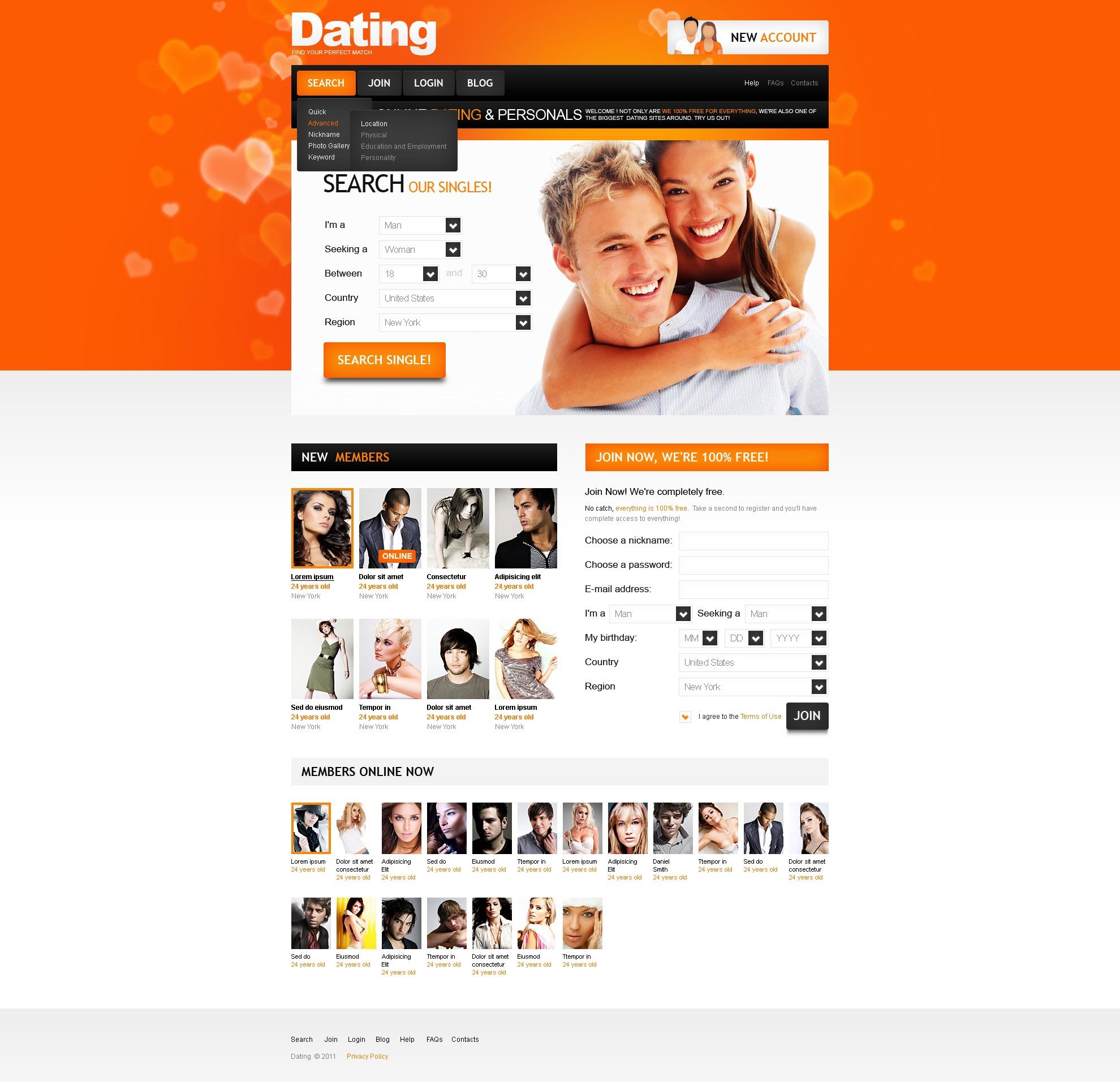 joomla társkereső sablon ingyenes randevú baj jelentése