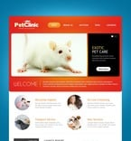 Animals & Pets PSD  Template 57102