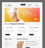 Beauty PSD  Template 57146