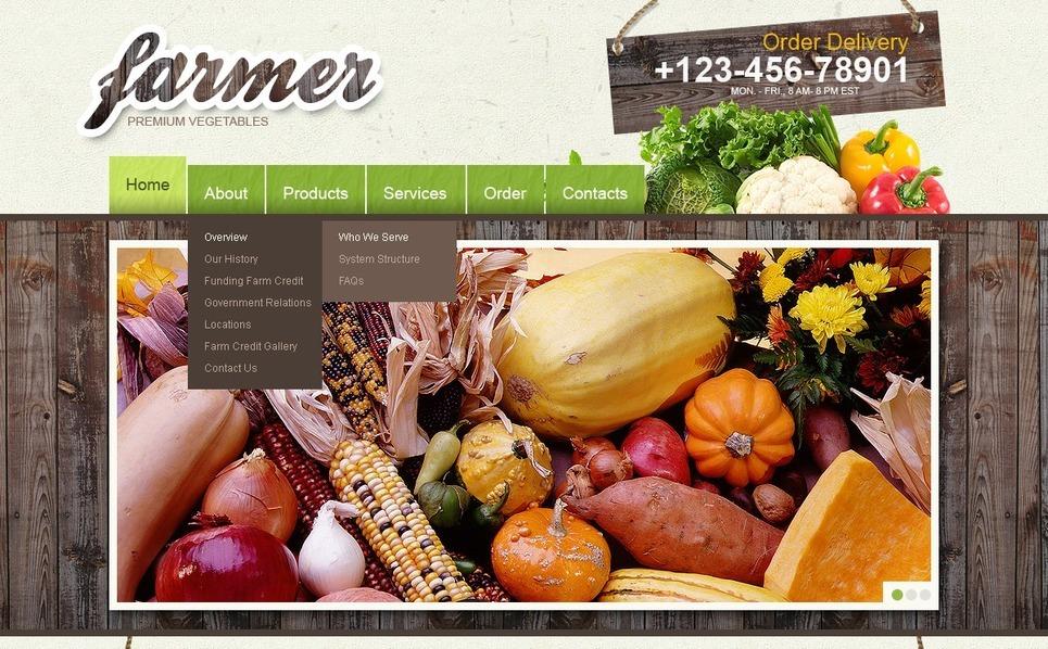 PSD Template over Vruchten New Screenshots BIG