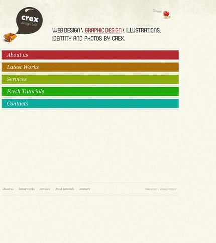 ADOBE Photoshop Template 57183 Home Page Screenshot