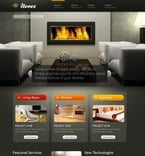 Furniture PSD  Template 57205