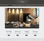 Hotels PSD  Template 57213