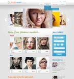 Dating PSD  Template 57225