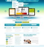 Software PSD  Template 57228