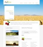 Agriculture PSD  Template 57236