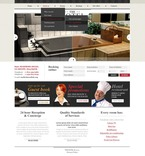 Hotels PSD  Template 57238
