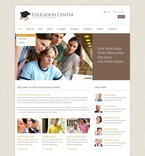 Education PSD  Template 57253