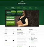 Education PSD  Template 57254