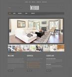 Furniture PSD  Template 57318