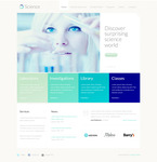 Science PSD  Template 57335