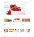 Food & Drink PSD  Template 57336