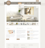 Furniture PSD  Template 57350
