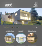 Real Estate PSD  Template 57356