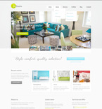 Furniture PSD  Template 57360