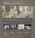 Fashion PSD  Template 57362