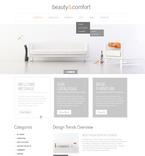 Furniture PSD  Template 57369