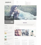 Art & Photography PSD  Template 57370