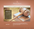 Law PSD  Template 57380