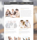 Law PSD  Template 57381