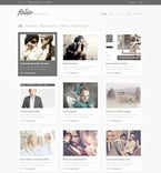 Art & Photography PSD  Template 57397