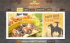 Plantilla PSD para Sitio de Restaurantes mexicanos New Screenshots BIG