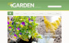Template Photoshop  para Sites de Designs de Jardim №57390 New Screenshots BIG