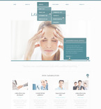 Law PSD  Template 57414