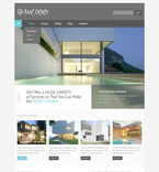 Real Estate PSD  Template 57416