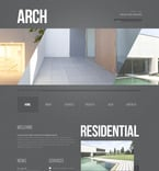 Architecture PSD  Template 57424