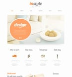 Furniture PSD  Template 57457