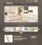 Furniture PSD  Template 57460