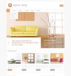 Furniture PSD  Template 57465