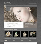 Jewelry PSD  Template 57466