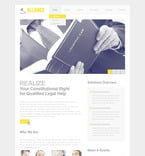 Law PSD  Template 57469