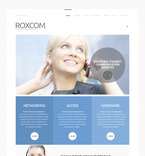 Communications PSD  Template 57471