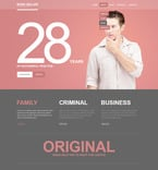 Law PSD  Template 57472