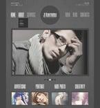 Art & Photography PSD  Template 57475