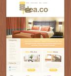 Furniture PSD  Template 57476