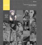 Art & Photography PSD  Template 57478