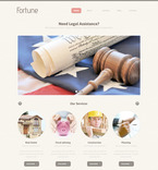 Law PSD  Template 57482